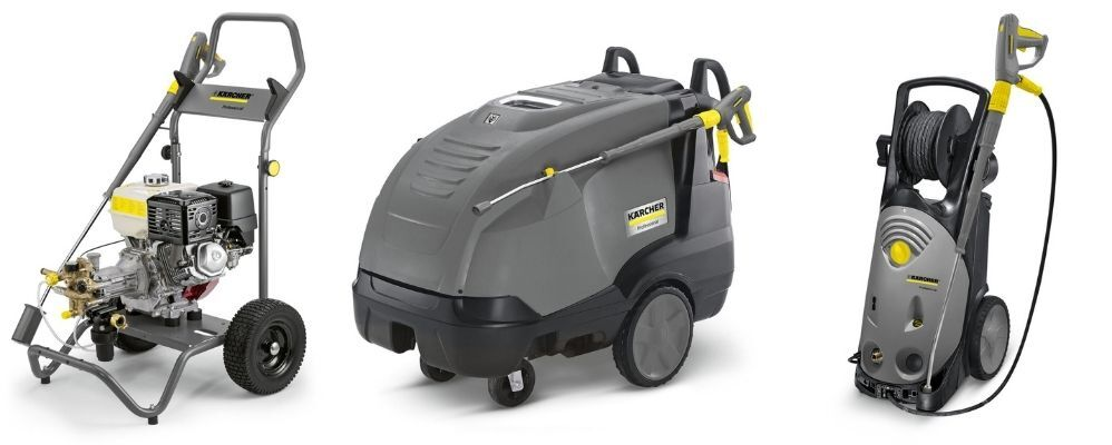 KARCHER COMMERICAL PRESSURE WASHER REPAIRS